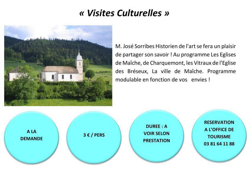 Visites culturelles de l 39 ete communaut de communes du pays de ma che site officiel - Office de tourisme de cernay ...