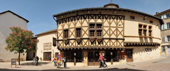 Beaujolais vert votre avenir communaut de communes - Office du tourisme villefranche sur saone ...